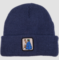 PASSPORT COLD OUT BEANIE LAVENDER-0